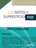 Supersticiones y mitos populares