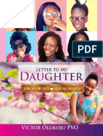 Letter to My Daughter eBook New