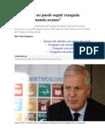 Guatemala No Puede Seguir Rezagada Mientras El Mundo Avanza