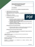 Guia de Aprendizaje Corregir Fallas de Los Sistemas Electricos