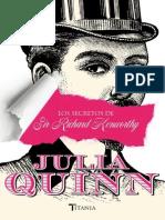 Quinn Julia - Los Secretos de Sir Richard Kenworthy