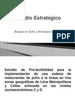 Análisis Del Ambiente Externo - Ejemplo Polleria