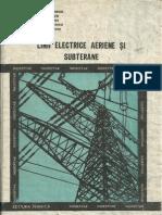 Linii Electrice Aeriene Si Subterane