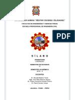 Silabo Liderazgo 2019