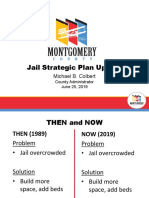 Court Jail Update Presentation