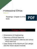 Module 2 Ethics