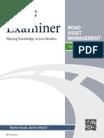 IRF-Examiner-14Vol2 Road Asset Manager