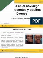 """""""Programa de Prevención de Violencia Entre Pareja"""""""