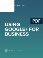 Using Google for Business