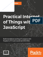 Practical Internet of Things With JavaScript_ Build Standalone Exciting IoT Projects With Raspberry Pi 3 and JavaScript