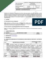 formulario para contingencia de hidrocarburos car