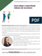 E-book - 6 Passos Para Construir Parcerias de Sucesso