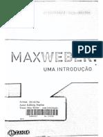 Max Weber - Uma Introdução