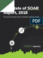 SOAR Report 2018