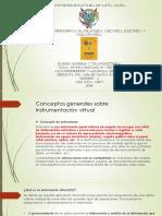 Instrumentacion Virtual Conceptos Generales