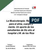 Musicología por Ivan Ferrer
