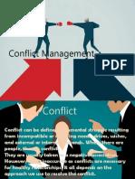 Conflict Management Ppt
