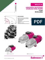 Brochure Multi-h 60 Hz