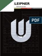 Sleipner Tool Steel Data Sheet