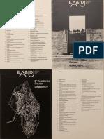 ILAUD Yearbook Index 1976-2003