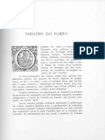 Pregões Do Porto - Rebelo Bonito Boletim Cultural Cmp Vol2 Fasc1-2 Mar-jun 1963