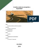 Informe de Caminos 1