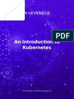 An Introduction to Kubernetes [Feb 2019]