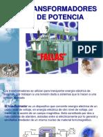 Análisis Transformadores Potencia DEFINITIVO