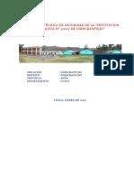 INFORME TECNICO - I.E. N° 50117 SAN MARTIN CHINCHAYPUJIO TTTT