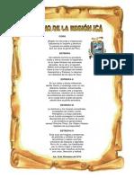 Himno de La Region Ica