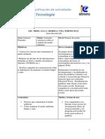 Ejemplo Planificacion Integrando TIC