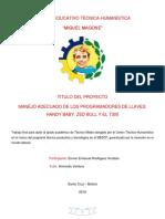 transponder y sus programadores(incompleto de einnar)