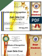 Award Certificates EDITABLE 1