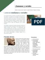 Portal Ciencias Humanas y Sociales