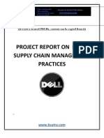 Supply Chain of Dell