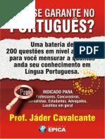 E-book- Você Se Garante No Português