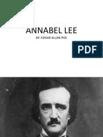 Annabel Lee Ppt