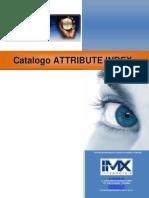 Catálogo Attribute Index INNERMETRIX