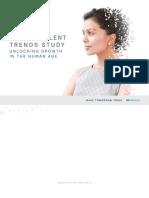 Gl 2018 Mercer 2018 Global Talent Trends Report Mercer