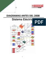 (2) Diagrama Electrico - Antes 2008