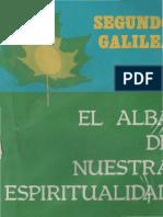 GALILEA, S., El alba de nuestra espiritualidad. Vigencia de los padres del desierto en la espiritualidad contemporanea, Narcea, 1986.pdf