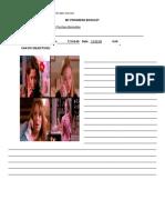 My Progress Booklet Template Ib9-Ib12
