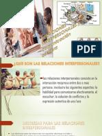 Relaciones Interpersonales y Comunicacion Asertiva