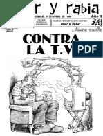 Revista Amor y Rabia Nr. 30 (31.10.1996)