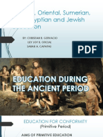 Foundations of Education Chapter 1