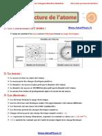 Cours 1 . Les atomes et les ions (Www.AdrarPhysic.Fr).docx
