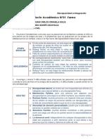 Producto Académico N° 01 Discapacidad e Integración
