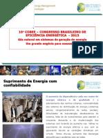 EMX - Gás Natural Em Sistemas de Geração de Energia