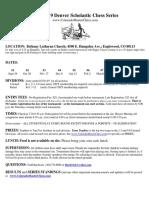 Denver Chess Series