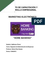 E-mkt Hom Banking - Guillermo Florez